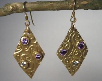 Earrings ethnic long earrings extra long earrings gypsy earrings girlfriend gift gift for her gift for wife bohemian gift for women