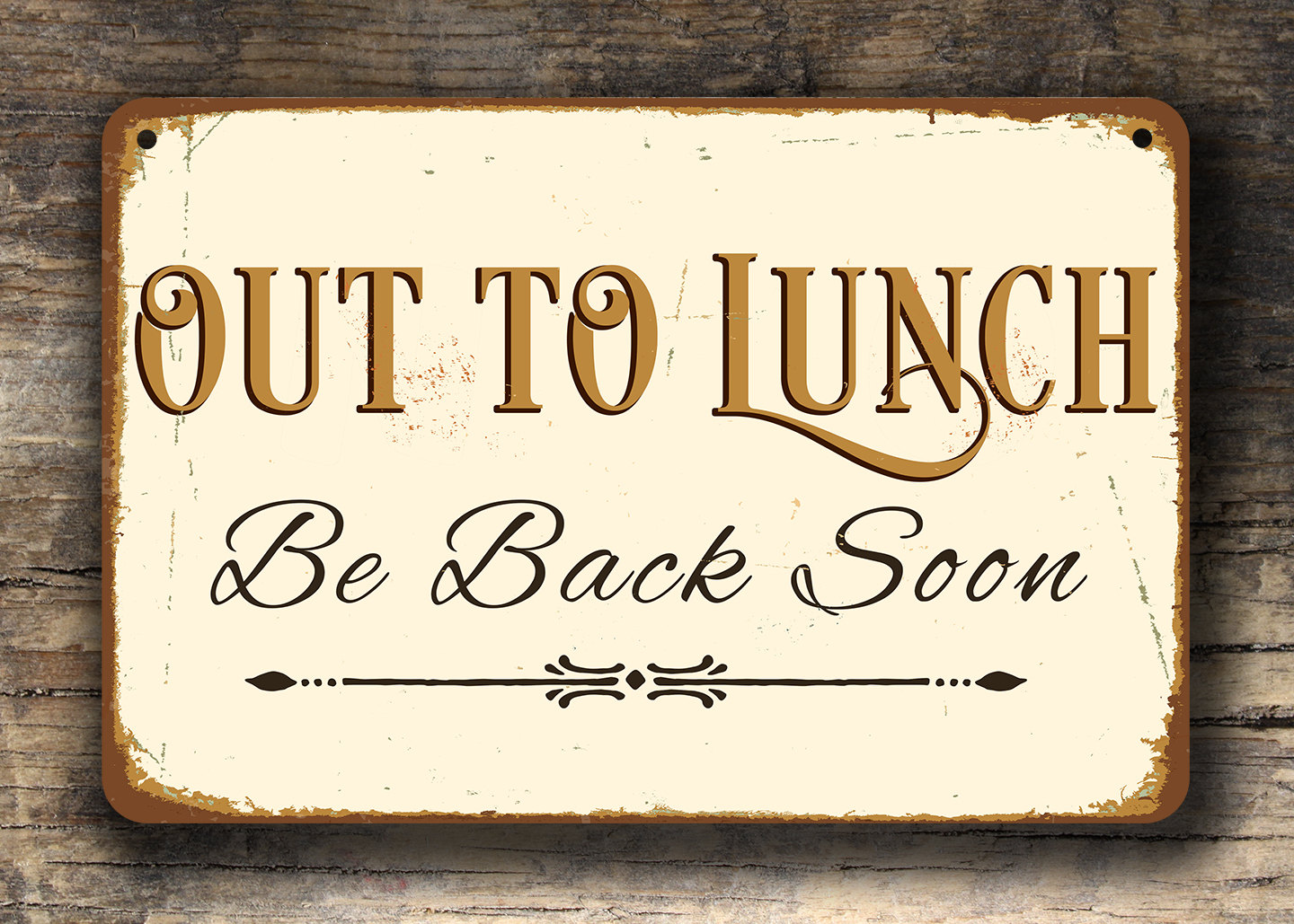 List Of Synonyms And Antonyms Of The Word Out To Lunch Sign