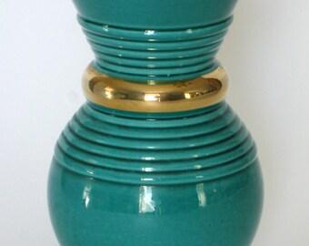 Retro Appearead France earthenware vase
