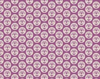 Anna Maria Horner True Colors sealing wax amethyst 0,5 m pure cotton