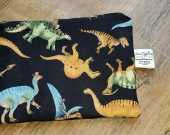 Dinosaur Reusable Snack Bag
