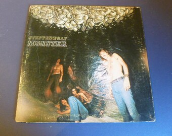 Steppenwolf Monster Vinyl Record LP DS-50066 Dunhill Records 1969