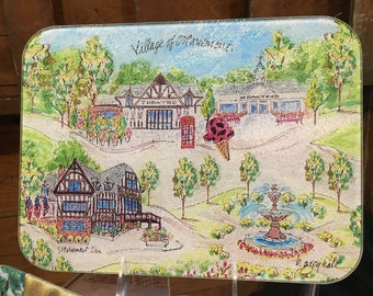 Mariemont, Ohio - Cheese Tray / Cutting Board