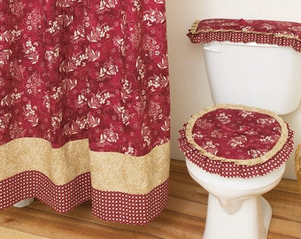 Stitch in Time Collection- Commode Set