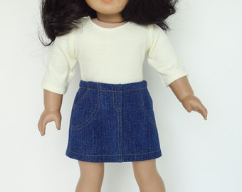 18 Inch Doll Clothes -- Skirt -- 1 Piece (5-24)