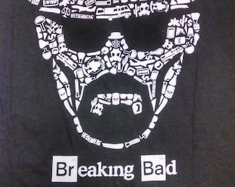 Made to order Breaking Bad Heisenberg custom bag