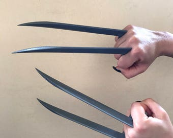 Logan 2017 - Set of Laura X23 Claws (Movie Accurate - 3D Printed)