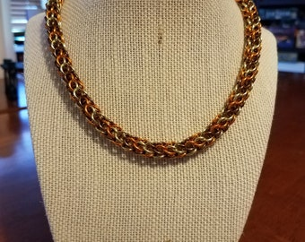 Full Persian Chainmail Necklace