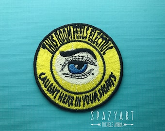 In Your Sights Patch