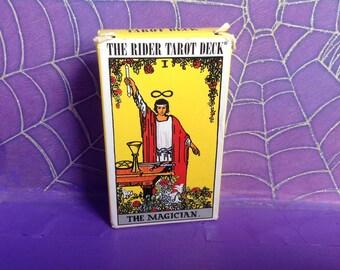 The Rider Wade Tarot Card Deck