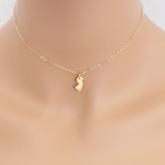 New jersey necklace state necklace new jersey jewelry new jersey necklace state necklace new jersey jewelry travel gift new jersey pendant state jewelry gold new jersey beadxs aloadofball Images