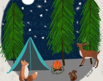Camp Michigan