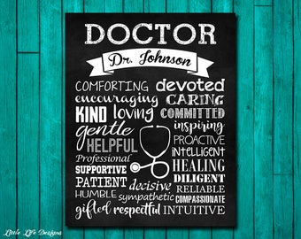 Marvelous Doctor Gift. Doctor Appreciation. Gift For Doctor. Gift For Pediatrician. Doctoru0027s  Office