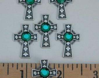 Irish Celtic Cross Medallion, Vintage