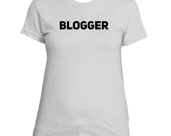Women's Blogger T-Shirt