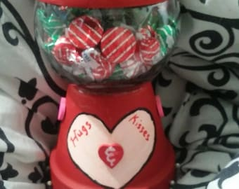 Candy Machine for Hershey's Kisses