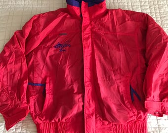 Columbia Ski Jacket Outer Shell Bugaboo Spring Fling Vintage Size Large