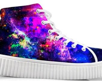 Custom Shoe Art