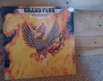 Grand funk phoenix vinyl record