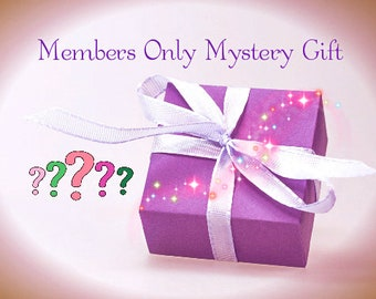 Members Only Private Mailing Mystery Gift Listing