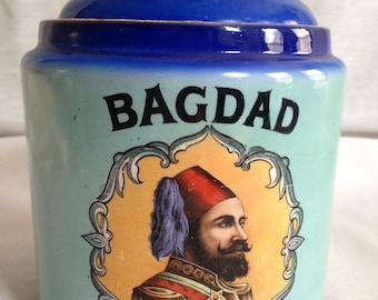 Bagdad Tobacco Humidor