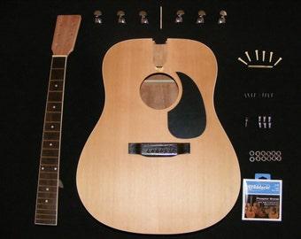 DIY Acoustic Guitar Kit