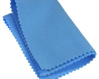 "Sunshine Soft Polishing Cloth 7-1/2"" x 5"" (PS6510)"