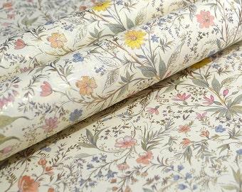 Italian Decorative Paper - Spring Flowers