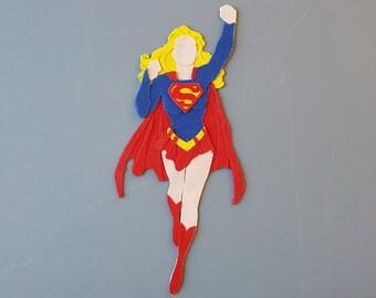 Supergirl: Sticker or Magnet