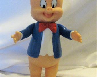 Warner Bros. Porky Pig Vinyl Figurine 1990