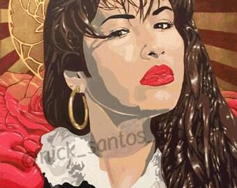Saint Selena (print)