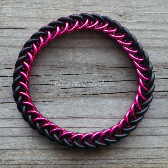 Rubber Jump Rings Chainmaille