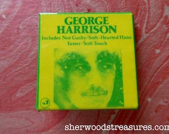 George Harrison Etsy