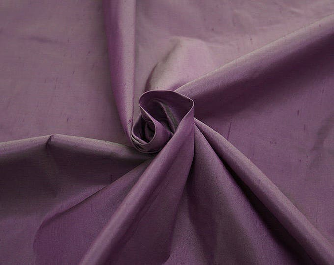 441207-Dupion (wild silk) natural silk 100%, 135/140 cm wide, made in India, dry-washed, weight 108 gr
