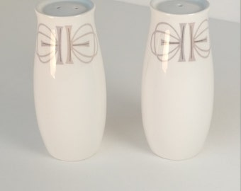 Franciscan Merry-Go-Round Salt and Pepper Shakers Whitestone Ware