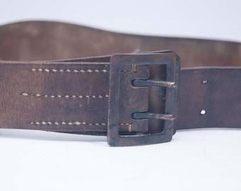 Leather Belt (1330-10-G1307)