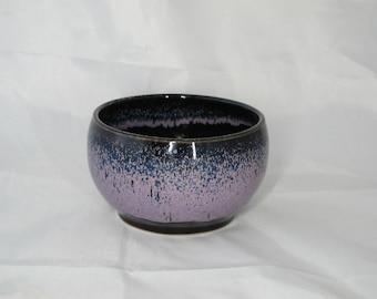 Dessert Bowl - Purple Bowl - Appetizer Bowl - Handmade Bowl - Pottery - Ceramic Bowl - Handmade Ceramics - Soup Bowl - Small Bowl -