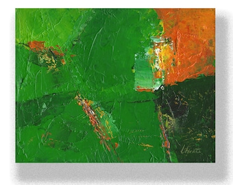 """Abstract Painting. """"Clare"""""""