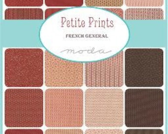 Petite Prints by French General - 30 x FQ Bundle