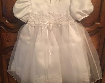 Baby christening/baptism dress
