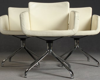 Very stylish conference chairs/armchairs