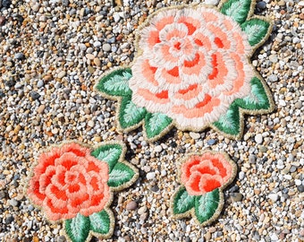Wild Roses digital pdf embroidery pattern