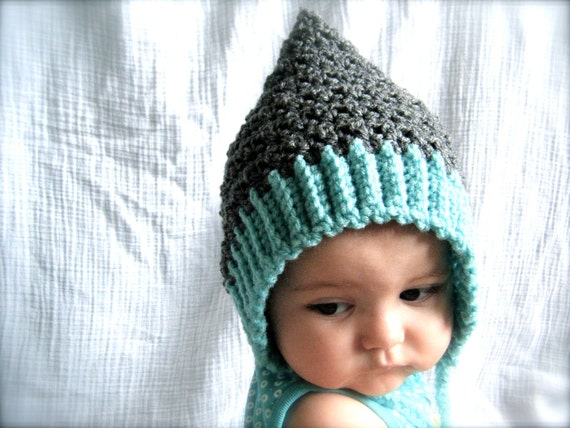 Pattern seedling pixie bonnet baby hat 3 sizes easy pattern seedling pixie bonnet baby hat 3 sizes easy crochet pdf instant digital download permission to sell dt1010fo