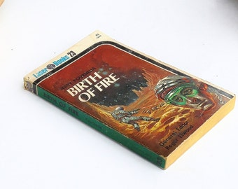 Birth of Fire: Jerry Pournelle (1976, Laser Books) Vintage Sci Fi