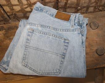 Vintage TOMMY HILFIGER jeans , 35 Waist Jeans , Tommy Boyfriend Jeans , Tommy Hilfiger denim pants , Tommy Hilfiger denim , Tommy jeans