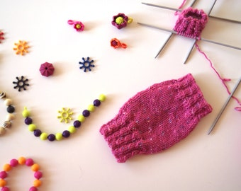 Baby Girl Leg Warmers, Newborn Leg Warmers, Pink Leg Warmers Baby, Knit Leg Warmers, Newborn Girl Leg Warmers Pink, Infant Leg Warmers