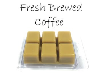 Coffee Scented Soy Wax Tarts Melts