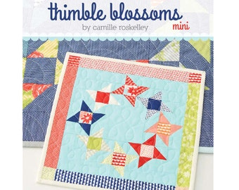 Thimble Blossoms Round & Round MINI Quilt Pattern #174