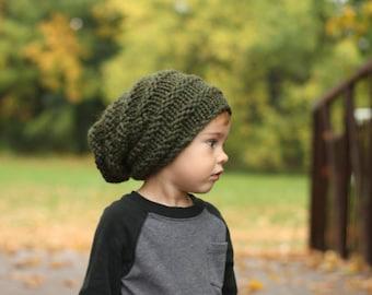 KNITTING PATTERN - The Winston Hat