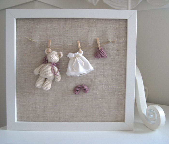 Nursery frame. Nursery decor. Nursery ideas decor. Baby frame ideas ...